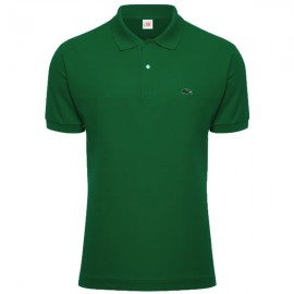 Camisa Polo Lacoste Sport - Verde Musgo