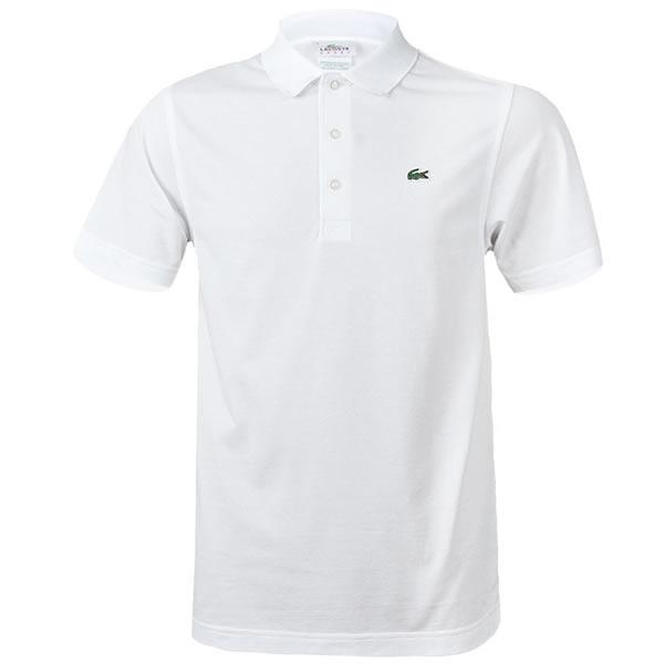 5097cb95d4 Camisa Polo Lacoste - Branca - Oficina do Tenista