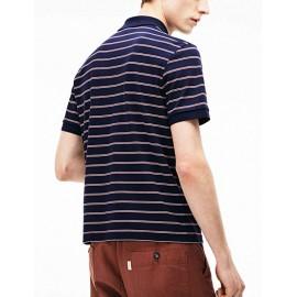 Camisa Polo Lacoste Regular Fit - Marinho