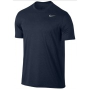 Camiseta Nike MC Legend 2.0 - Marinho e Prata