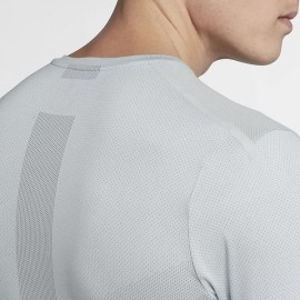 Camiseta Nike Aeroreact Rafael Nadal - Cinza