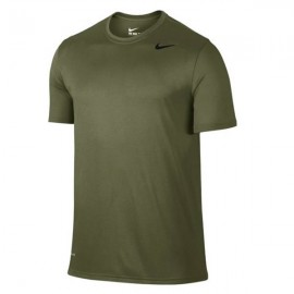 Camiseta Nike MC Legend 2.0 - Verde Musgo