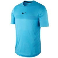 Camiseta Nike Aeroreact Rafael Nadal - Azul
