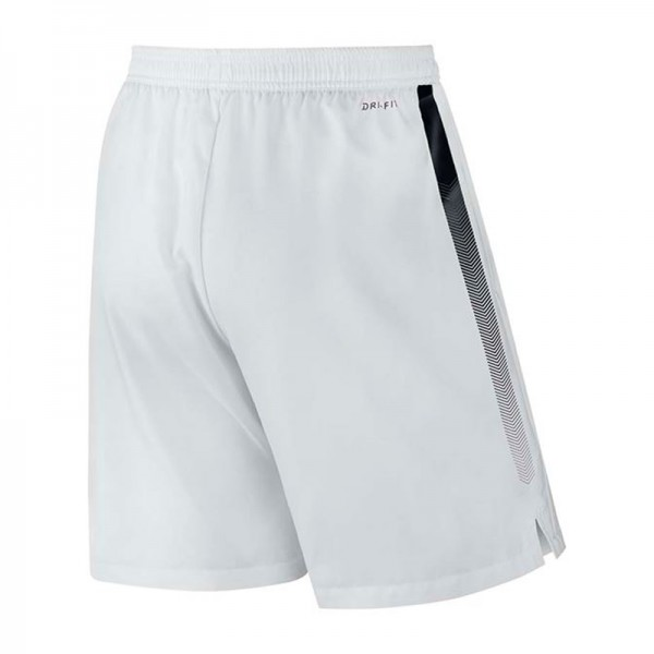 Shorts Nike Court Dry 9 - Branco - Oficina do Tenista af2ff21a8f281