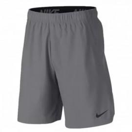 Shorts Nike Flex Woven - Cinza e Preto