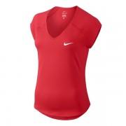 Camiseta Nike Feminina Pure Top - Vermelha