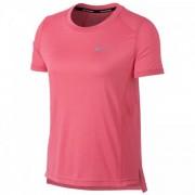 Camiseta Nike Feminina Miler Top - Coral