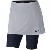 Saia Short Nike Court Dry - Cinza e Preto