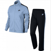 Training Suit Nike Feminino Track Suit - Azul e Preto