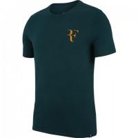 Camiseta Nike RF  - Verde e Laranja