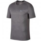 Camiseta Nike Dry Miler Top SS - Cinza