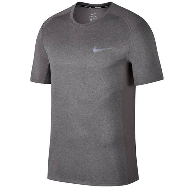 368b73386e Camiseta Nike Dry Miler Top SS - Cinza - Oficina do Tenista