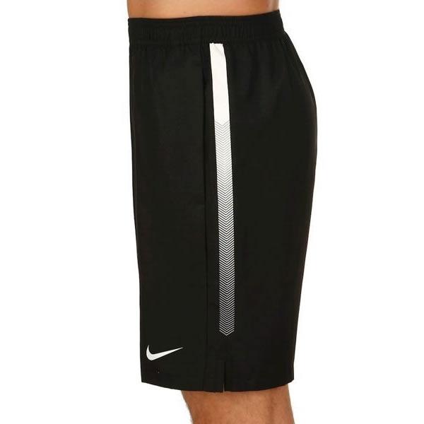 Shorts Nike Court Dry 9 - Preto - Oficina do Tenista 892e4b721f178
