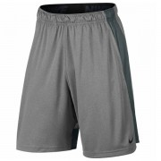 Shorts Nike Court Dry Fly 9 - Cinza