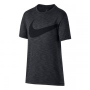 Camiseta Nike Infantil Breath Top - Grafite