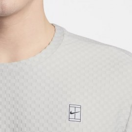 Camiseta Nike Top SS Checkered - Azul