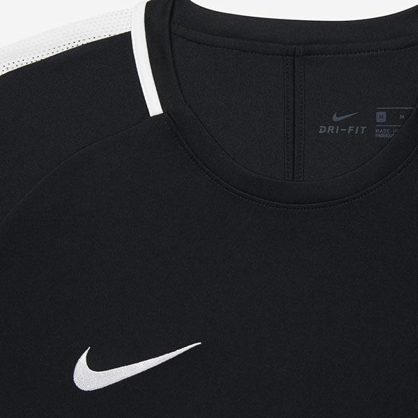 Camiseta Nike Dry Academy - Preta - Oficina do Tenista d148cd57fc6