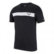 Camiseta Nike Rafa Tee - Preta e Branca