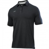 Camisa Polo Under Armour Charged Scramble - Chumbo