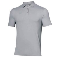 Camisa Polo Under Armour Charged Scramble - Cinza