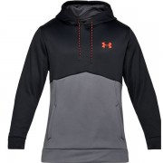 Moletom Under Armour Icon Solid - Preto e Cinza