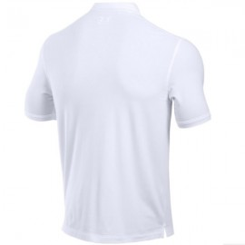 Camisa Polo Under Armour Charged Scramble - Branco