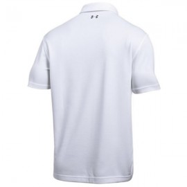 Camisa Polo Under Armour Tech - Branco