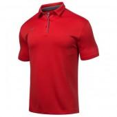 Camisa Polo Under Armour Tech - Vermelha