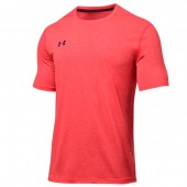 Camiseta Under Armour Threadborne Emboss - Laranja