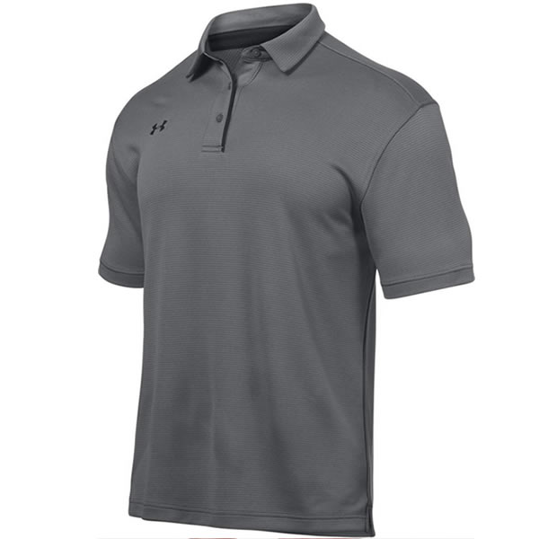 71d444dc6b Camisa Polo Under Armour Tech - Grafite - Oficina do Tenista