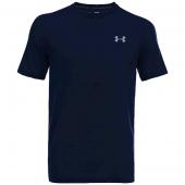 Camiseta Under Armour Tech - Marinho e Branco