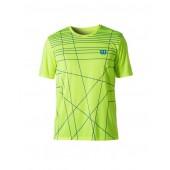 Camiseta Wilson Amplifeel - Limão