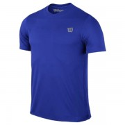 Camiseta Wilson Core Infantil - Azul