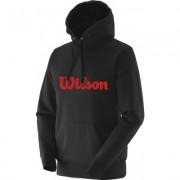Blusa Wilson Graphic Hoodie - Preto