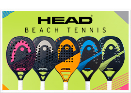 Raquete de Tênis Head Beach Tennis