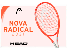 Raquete de Tênis Head Graphene 360 + Radical