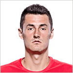Bernard Tomic - Head