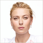Maria Sharapova - Head
