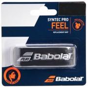 Cushion Grip Babolat Syntec Pro - Preto e Prata