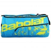 Raqueteira Babolat Duffle XL X12 - Azul e Amarelo