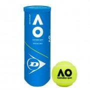 Bola de Tênis Dunlop Australian Open - 3 Bolas