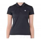 Camisa Polo Fila Detail - Preto