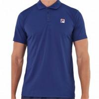 Camisa Polo Fila Action III - Royal