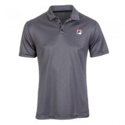 Camisa Polo Fila Action III - Grafite