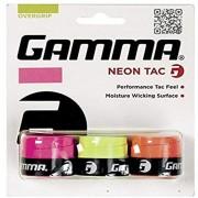 Overgrip Gamma Neon Tac - 3 unid