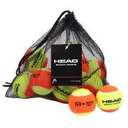 Bola de Beach Tennis Head - 12 Bolas