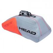 Raqueteira Head Radical 9R - Cinza