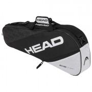 Raqueteira Head Elite 3R - Preta