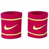 Munhequeira Nike Pequena Rosa e Verde Limão - 2Und