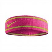 Testeira Nike Dri-Fit  - Rosa e Verde Limão